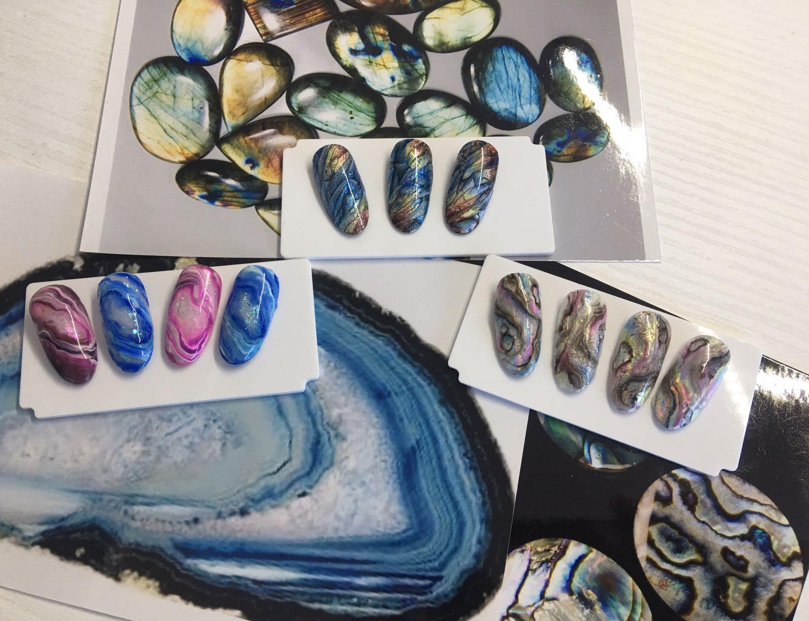 (04.2020) Полускъпоценни камъни II